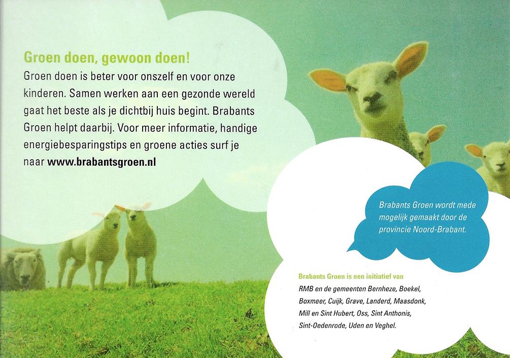 Campagne Brabants Groen