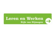 Logo Leren en Werken Rijk van Nijmegen